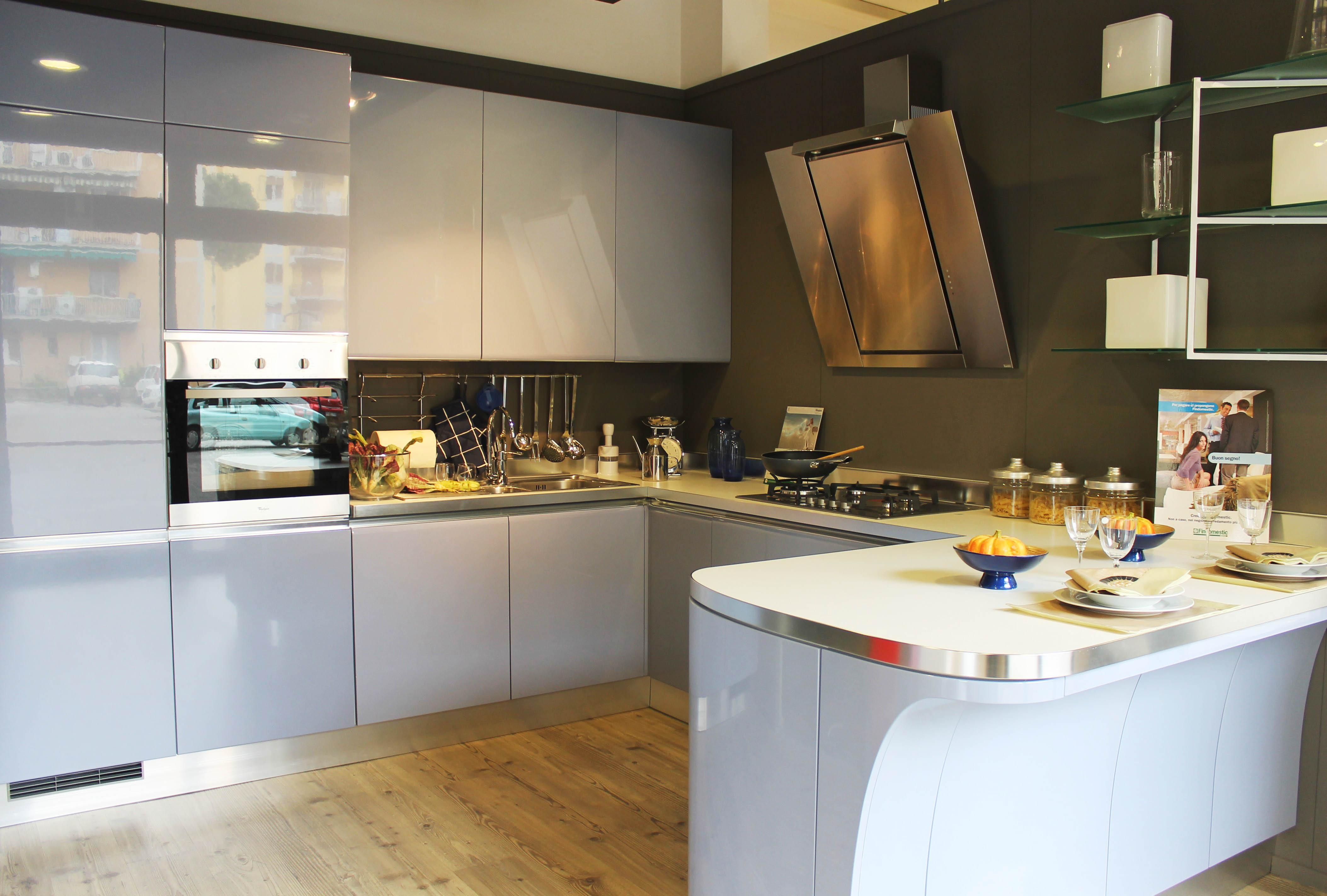 Best Cucina Flux Scavolini Prezzo Contemporary - bakeroffroad.us ...