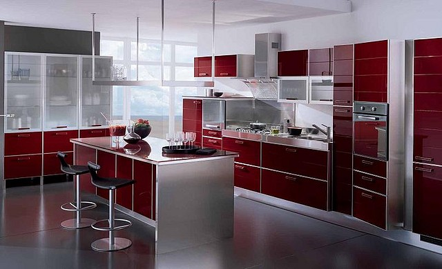 Crystal Kitchen Styles